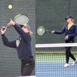 Clarkston High School Girls Junior Varsity Tennis falls to Troy High School 7-1