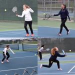 Clarkston High School Girls Junior Varsity Tennis falls to Stoney Creek High School 8-0