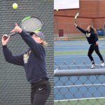 Clarkston High School Girls Junior Varsity Tennis falls to Groves High School 4-1