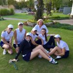 Clarkston High School Girls Varsity Golf finishes 1st place
