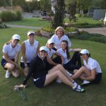 Varsity Girls Golf Winning Season
