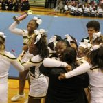 Seneca Valley Cheerleaders win County Championship! First in 19 years!
