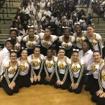 Poms take home third place at Counties