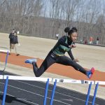 Coed Varsity Track finishes 5th place at Screaming Eagle Invitational