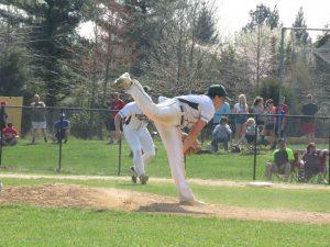 Photo Gallery- V baseball vs. Poolesville 4-14-18