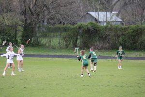 Photo Gallery- V Girls lacrosse vs Poolesville 4-17-18