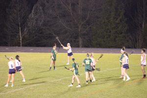 Photo Gallery- Girls lacrosse vs. magruder 4-12-18