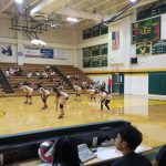 Girls Junior Varsity Volleyball defeats Wheaton 2-0
