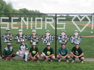 Photo Gallery- Senior Night Baseball