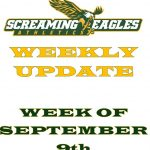 Weekly Update- Week of September 9th- Important Home Game information