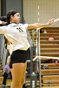 Gallery-Girls Varsity Volleyball