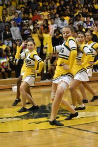 Gallery- Pep rally