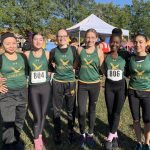 Girls Varsity Cross Country finishes 19th at County Championship beating Kennedy, Blake, and Paint Branch
