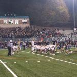 Boys Varsity Football beats Whitman 18 – 7