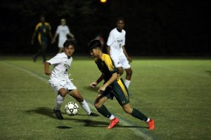 Photo Gallery- Boys Soccer vs Poolesville