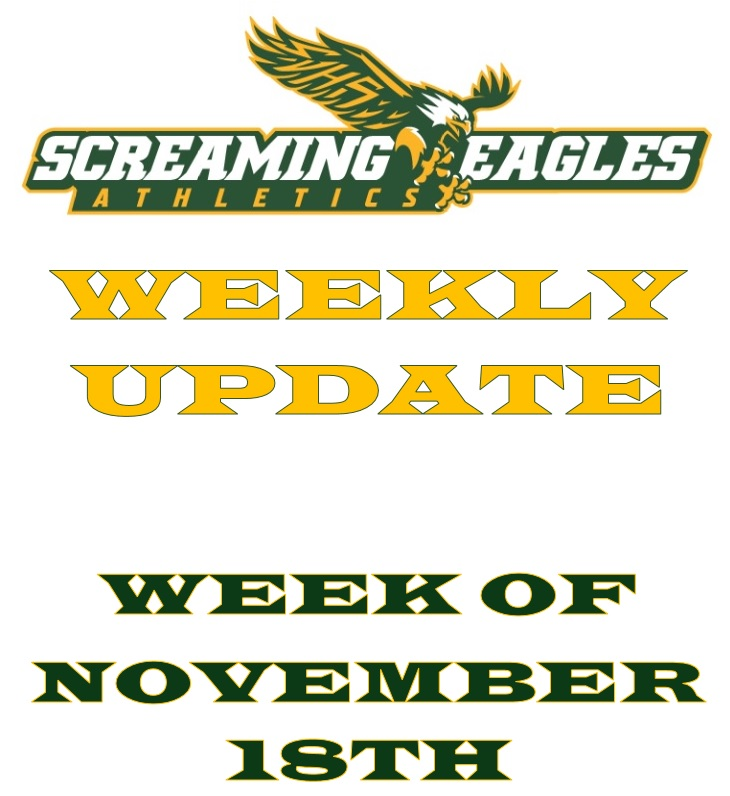 Important Athletic Notes and Updates- Meet the Coaches/pictures and fundraising- 11-18-19