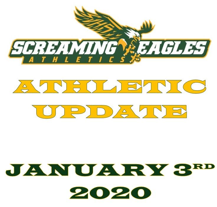 Happy New Year- Athletic Update- Senior Nights, spirit games, spring sports registration