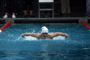 Swim and Dive vs Northwest