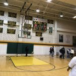 Boys Varsity Basketball beats Wheaton 86 – 54
