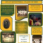 SVHS Alumni Spotlight- Class of 2005 Graduate- Ryan McDowell