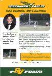 Spring Sports 2020 Senior Spotlight-Sean Quiroga- Boys Lacrosse