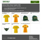 "Seneca Valley ""Always Together"" T-Shirts and Hats- Help Raise Funds For Germantown Help"