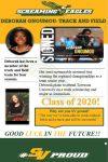 Spring Sports 2020-Senior Spotlight-Deborah Gnoumou