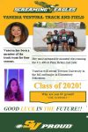 Spring Sports 2020- Senior Spotlight- Vanessa Ventura