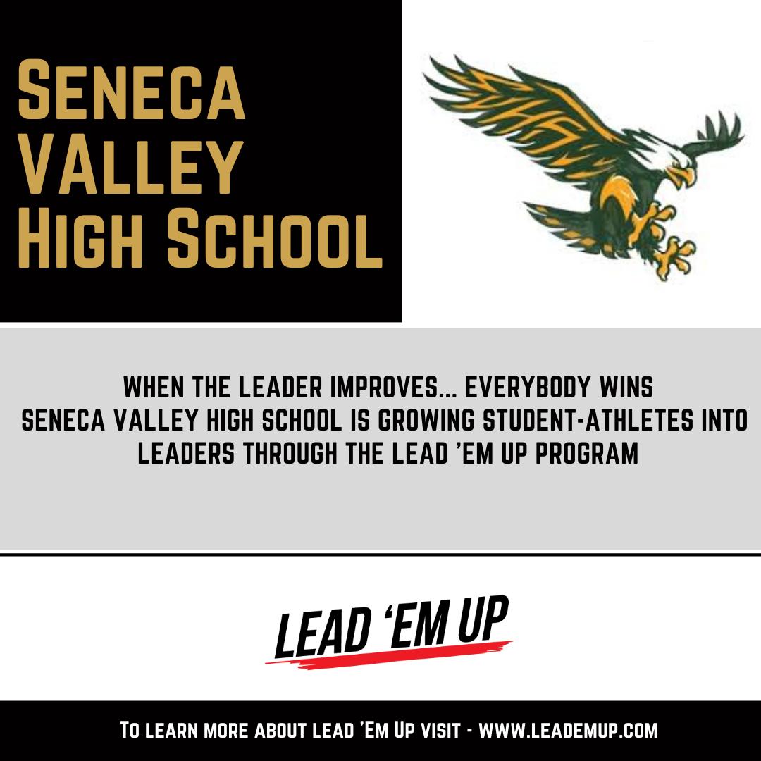 Seneca Valley Athletics Continues partnership with Lead 'Em Up!