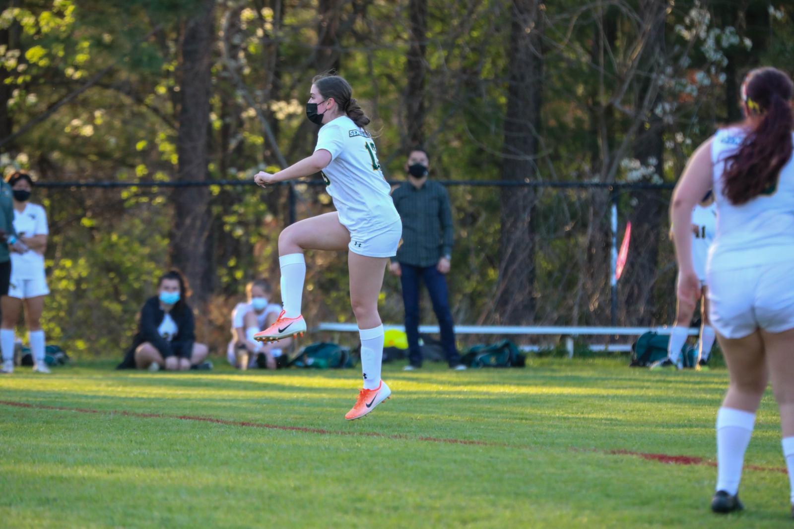 Photo Gallery- Girls Soccer vs JFK- April 2021