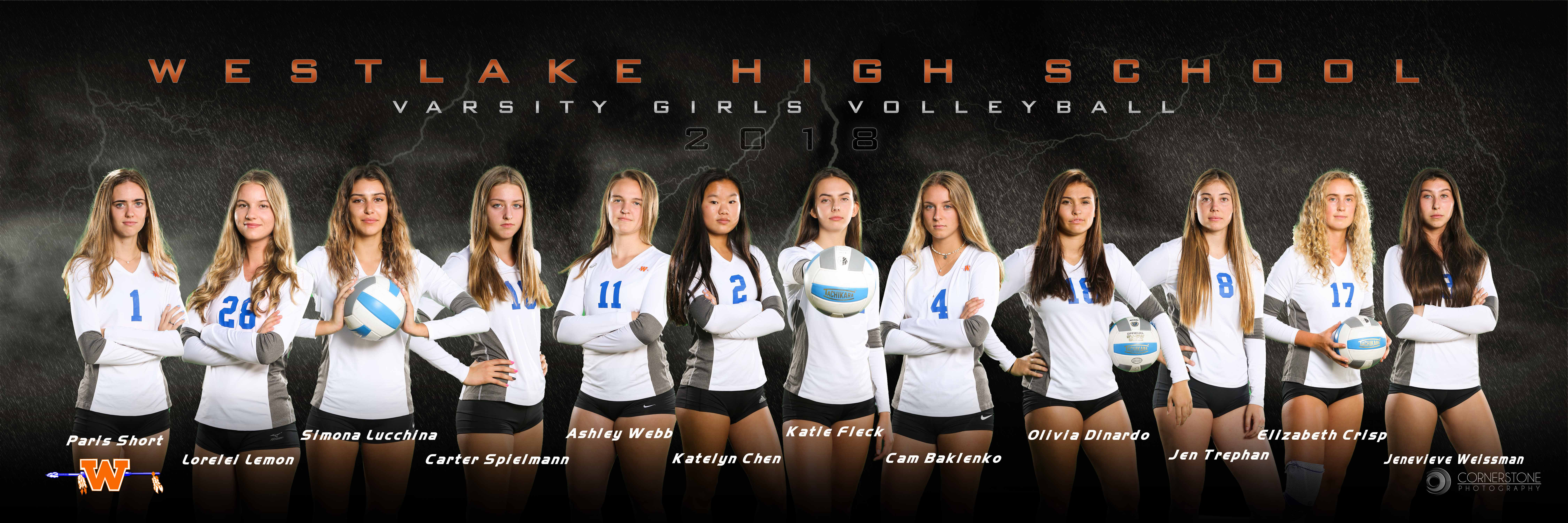 WHS Girls' Volleyball Continuing their Winning Tradition