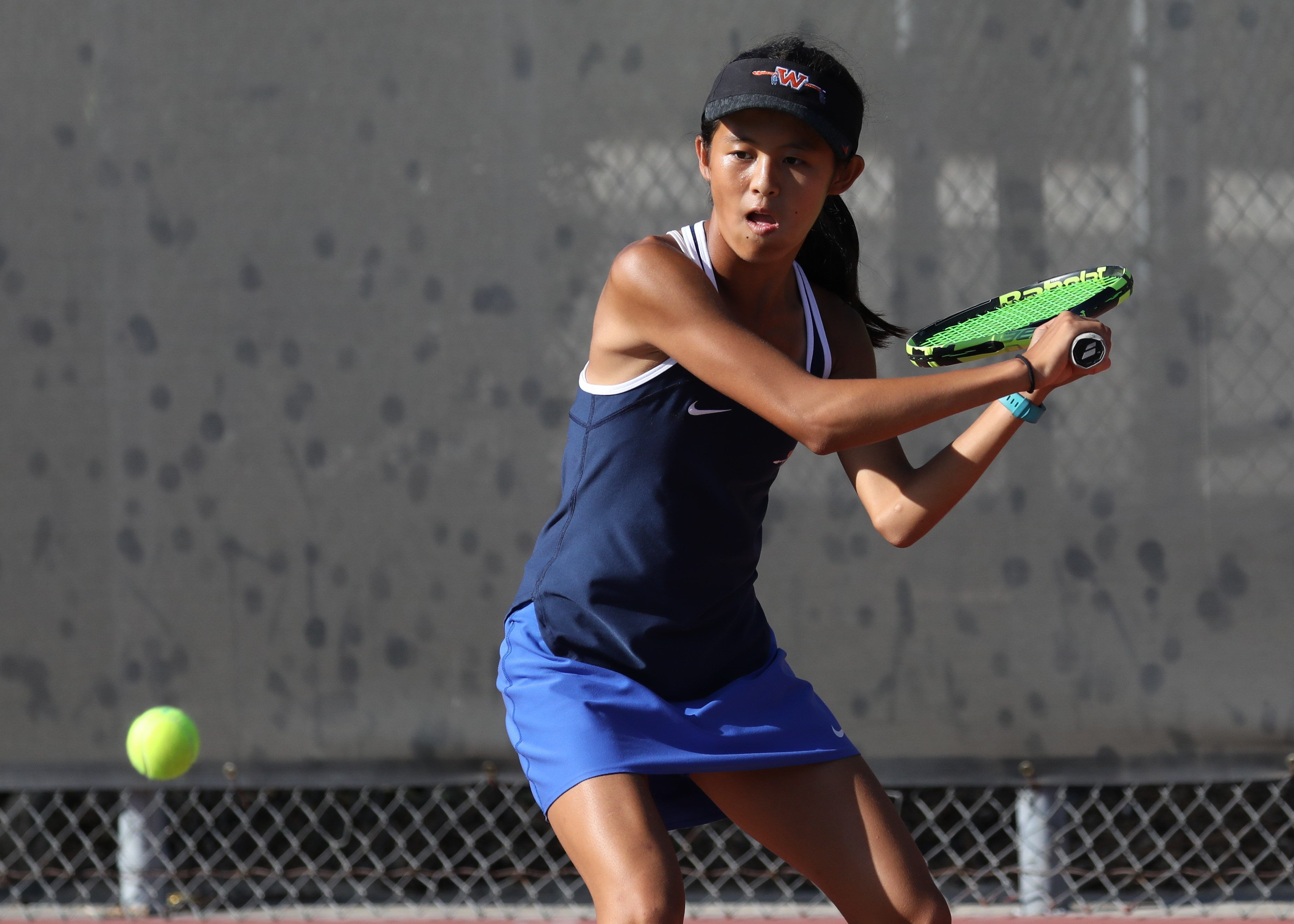 Successful Season for WHS Girls' Tennis