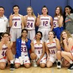 Girls' Frosh Soph Basketball:  The Future is Looking Bright!