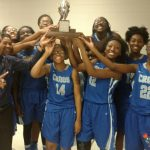 Lady Trojans Win Region Title