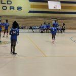 Lady Trojans Volleyball Ends Season at Lake View