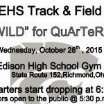 Edison Track & Field Quarter Auction