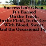 Track Conditioning