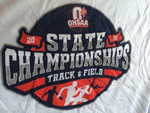 Track- District, Regional, and States