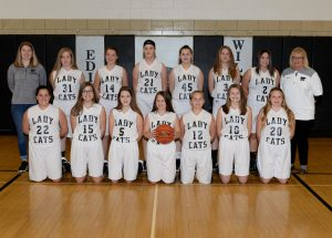 Junior High Girls Basketball