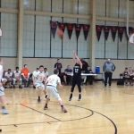 Edison Basketball defeated by Linsly