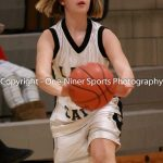 Jr. High Girls Basketball defeated by Indian Creek