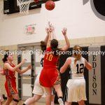 Girls Varsity Basketball falls to Indian Creek 68 – 11