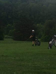 Girls Golf at Clair Mar