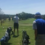Boys Golf at Cadiz Country Club
