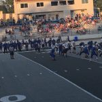 Junior High Football falls to Harrison Central in Season Opener