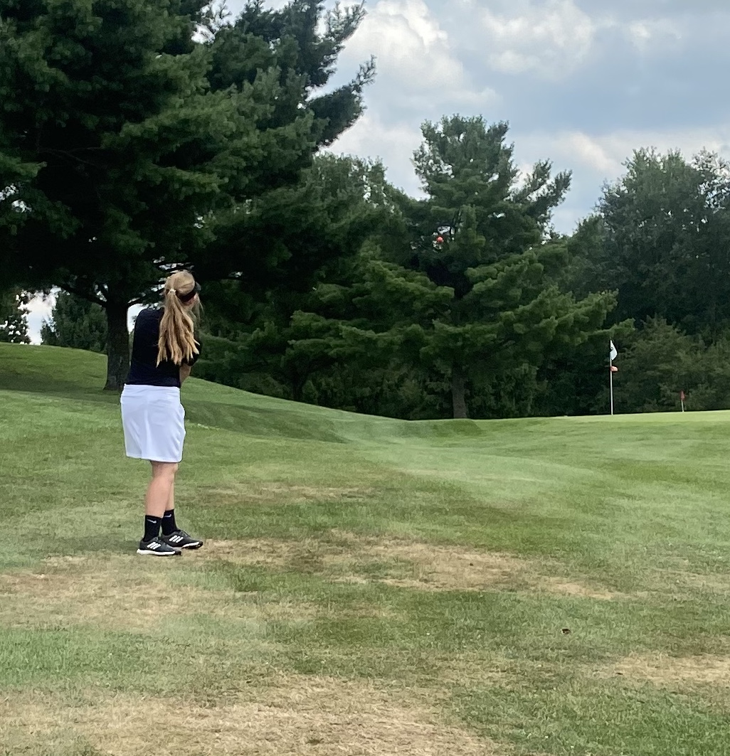 Girls Golf vs. St. Clairsville