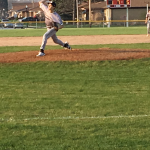 Bishop Noll Institute Varsity Baseball beat Hammond Morton High School 5-1