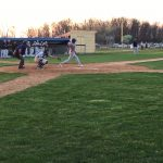 Bishop Noll Institute Varsity Baseball beat Michigan City High School 14-7