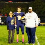 Football & Band Senior Night