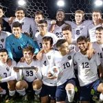 Boys Soccer Moves on to Semi State